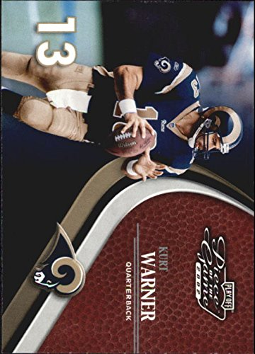 2002 Playoff Piece of the Game #20 Kurt Warner at Amazons Sports Collectibles Store
