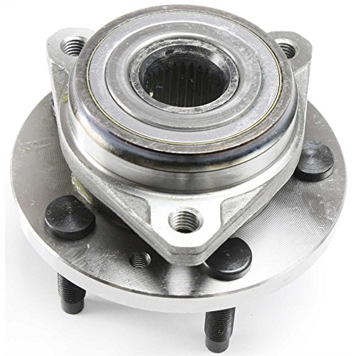 Wheel Hub and Bearing compatible with 99-2003 Ford Windstar Front Left or Right FWD With Wheel ()