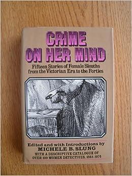 Crime on Her Mind