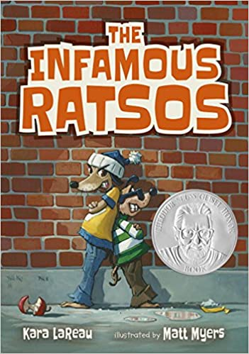 cover of the infamous ratsos