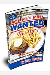 By Ron Douglas America's Most Wanted Recipes - Volume 1 [Paperback]