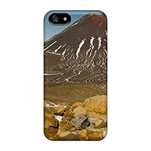 DrunkLove Fashion Protective Mount Ngauruhoe 7577 Case Cover For Iphone 5/5s