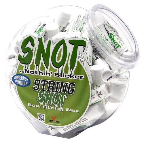 30-06 Outdoors String Snot Wax Counter Display (48 Pack), White