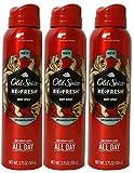 Old Spice, Refresh Body Spray, Bearglove - 3.75