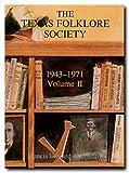 Texas Folklore Society, 1943-1971, Francis Edward Abernethy, 0929398785