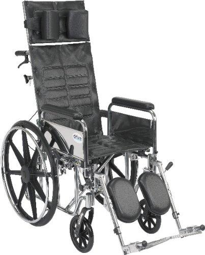 Sentra Reclining Wheelchair 1 pcs sku# 478422MA