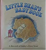 Little Bear's Baby Book, Martin Waddell, 0763611174