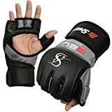MMA Gloves Grappling Glove Cage Boxing Fight Mitt