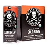 Death Wish Coffee, Cold Brew Cans, The World's