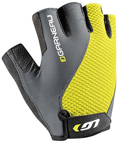 Louis Garneau Air Gel + Bike Gloves, Sulfur Spring, Large - Louis Womens Glove