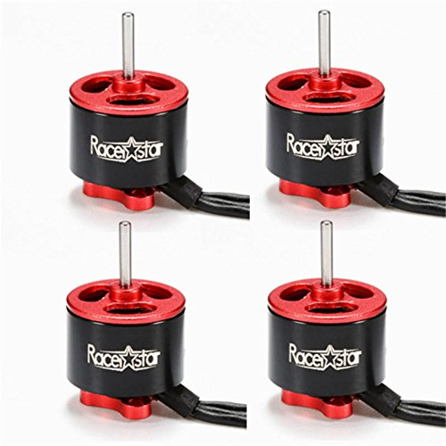Quickbuying New Arrival Racerstar 0705 BR0705 15000KV Racing Edition 1S Brushless Motor For RC Multirotor 60 80 100mm Spare Part by RC accessories