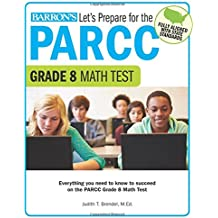 Let's Prepare for the PARCC Grade 8 Math Test (Let's Prepare for the PARCC… Tests)