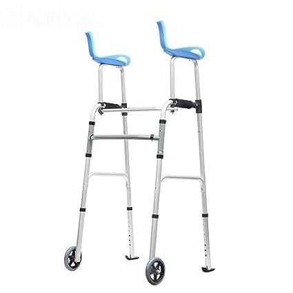 Trella - Andador para personas mayores con asiento y ...