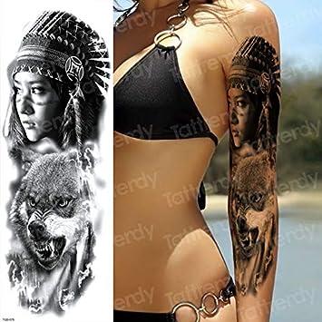 4 Unids, Tatuajes Temporales Para Las Mujeres Tatuaje De La Pierna ...