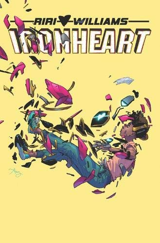 Book Cover: Ironheart: Meant to Fly