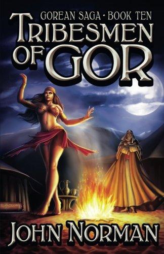 Tribesmen of Gor (Gorean Saga) by Open Road Media Sci-Fi & Fantasy