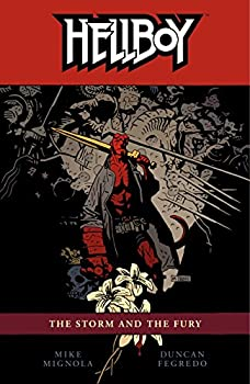 Hellboy (Vol. 12): The Storm and the Fury