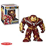 "Funko Pop Marvel: Avengers Infinity War-Hulkbuster 6"" Collectible Figure, Multicolor"