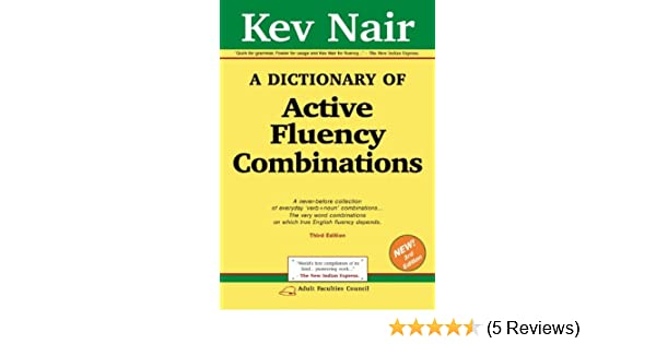 a dictionary of active fluency combinations english edition