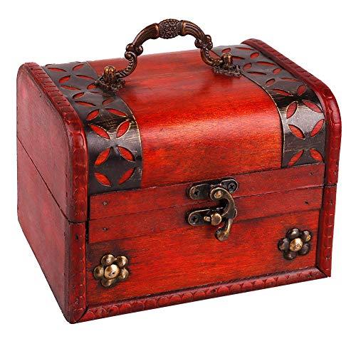 SICOHOME Pirate Treasure Box,5.7
