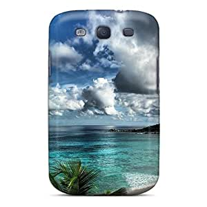Fashion Design Hard Case Cover/ OSd4402GGtb Protector For Galaxy S3