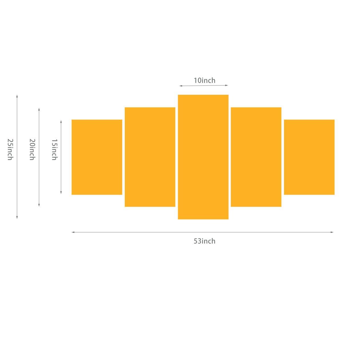 5 Lienzo De Panel De De Impresión De Arte De Panel La Pared-Puesta De Sol Bajo El Animal Alce Pareja Foto Ilustraciones Estiramiento Y Marco Listo para Colgar Lienzo Decoración De Residencia De Artista,M f276f7