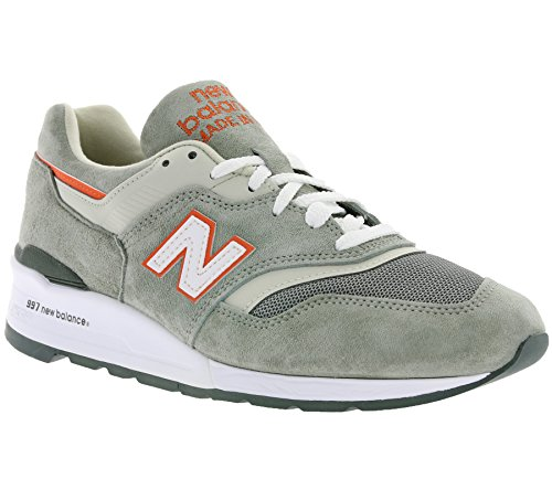 Sneaker USA Purpose Fashion Men's 997 New Balance Enduring Grey Made PxUPaw8qgv