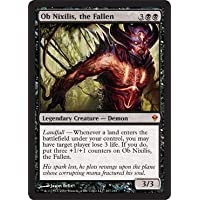 Magic: the Gathering - Ob Nixilis, the Fallen - Ob Nixilis, il Caduto - Zendikar