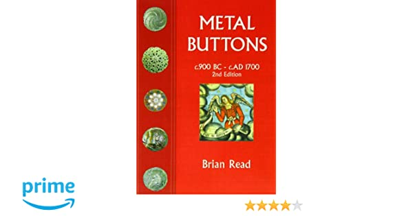 metal buttons c 900 bc c 1700 ad