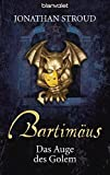 Book Cover for Bartimäus 02. Das Auge des Golem