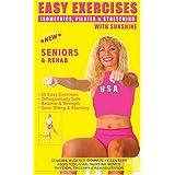 Seniors Easy Exercises / Fitness : Simple Easy Calisthenics & Pilate's Exercises