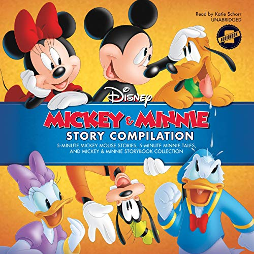y Compilation: 5-Minute Mickey Mouse Stories, 5-Minute Minnie Tales, and Mickey & Minnie Storybook Collection: The 5-Minute Stories Series ()