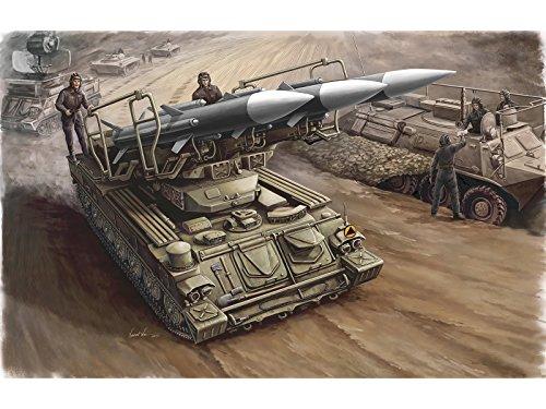 Trumpeter 00361 1/35 Russia SAM-6 antiaircraft Missile