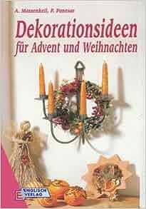 dekorationsideen f r advent und weihnachten angelika. Black Bedroom Furniture Sets. Home Design Ideas