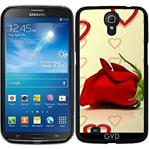 Funda para Samsung Galaxy Mega 6.3 GT-I9205 - Rosa Del Amor by WonderfulDreamPicture