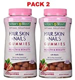 Cheap Pack 2, Nature's Bounty Hair Skin and Nails with Biotin, 230 ct (460 Gummies Total)