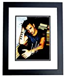 Liam Payne Signed - Autographed Strip that Down Singer - One Direction 1D 8x10 inch Photo BLACK CUSTOM FRAME - Guaranteed to pass PSA/DNA or JSA
