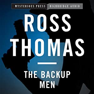The Backup Men Audiobook