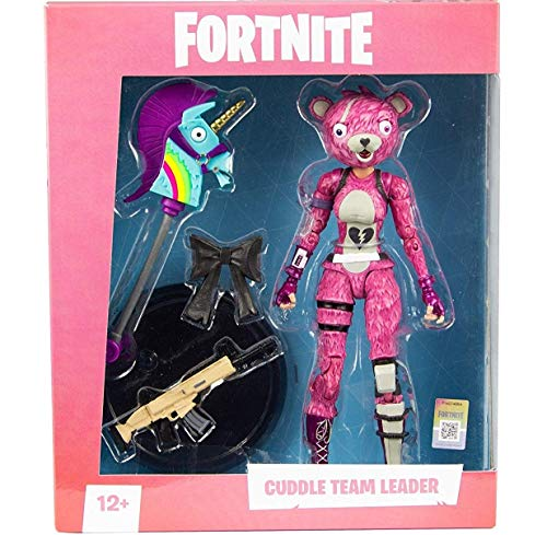 Fortnite Cuddle Team Leader Premium Action Figure ( 12 years and up )