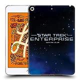Official Star Trek Enterprise Key Art Soft Gel Case Compatible for iPad Mini (2019)