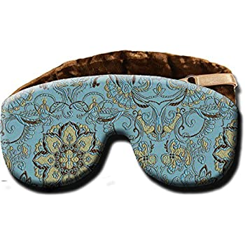 Amazon Com Weighted Sleep Eye Mask Pillow Handmade By