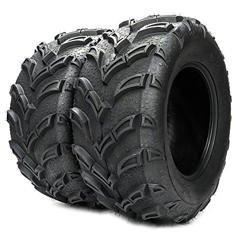 2 ATV/UTV Tires 25x10-12 25x10x12 Rear 6PR by MILLION PARTS (Image #4)