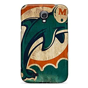 Bestcasesofmobile Ajb5737OSoQ Protective Cases For Galaxy S4(miami Dolphins)