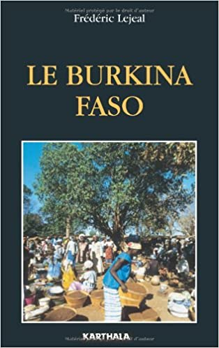 decouverte du burkina faso