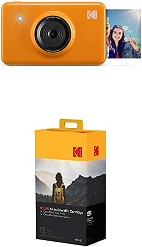 Kodak Mini Shot Wireless Instant Digital Camera & Social Media Portable Photo Printer