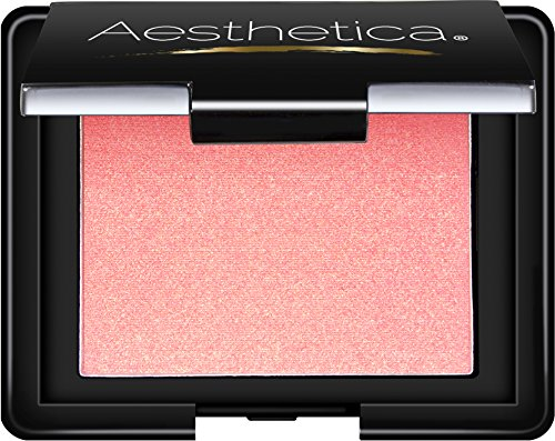 Aesthetica Blush Powder Compact - Climax, 0.16 (Be Blushed Cheek Color)