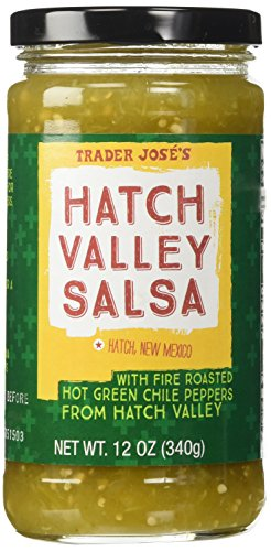 (Trader Joe's Hatch Valley Salsa (Jar of 2))