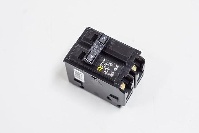 SCHNEIDER ELECTRIC 120/240-Volt 125-Amp HOM2125 Miniature Circuit Breaker 120/240V 125A