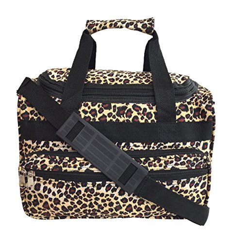 Animal Print Duffle Bag - 7