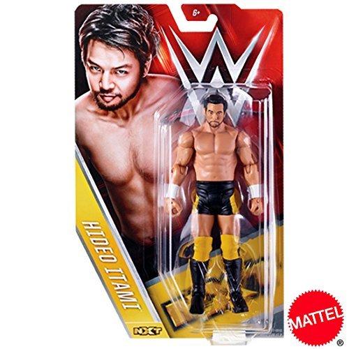 [WWE / NXT] HIDEO ITAMI Hideo Itami MATTEL Inc. figures / Series 56